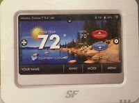 Bundle Deal Sfthrtsh742 Wifi Color Touchscreen T-stat(compare To Venstar T5900)