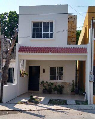 Casa usada en excelentes condiciones, col. México, Tampico