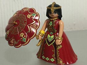 PLAYMOBIL-FRIENDS-6825-MEDIEVAL-CASA-MUNECAS-Princesa-Hindu-Princess-Princesse-2