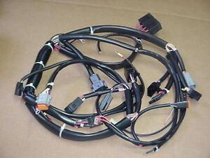 New 19961997 FXST FLST Main Wiring Harness HarleyDavidson eBay