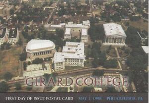 UX292-20c-Girard-College-Postal-Card-First-Day-Ceremony-Program