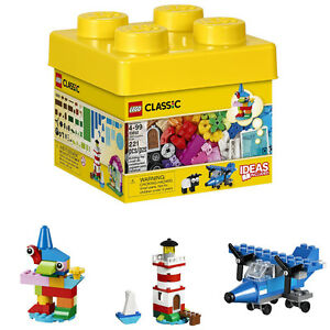 LEGO Classic Creative Bricks 10692 Age 4 Plus Building Kit 221  Pcs