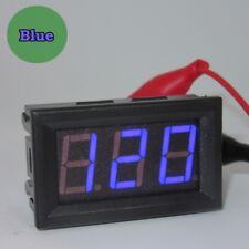 Digital Led Display Ac Voltmeter Voltage Guage Meter Panel Ac 30v 500v 110v 220v