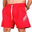 Indexbild 5 -  Badeshorts Badehose Sport Herren Shorts plus size L XL 2XL 3XL Männer Bermuda 8