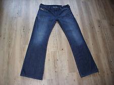 RARITÄT DIESEL ZATHAN (0073N) Flare Bootcut Jeans W34 L34