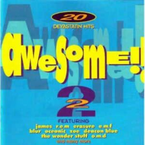 AWESOME-2-various-CD-Compilation-Progressive-House-Indie-Rock-Electronic