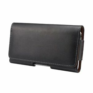 Genuine-Real-Leather-For-Universal-Mobile-Phone-Belt-Case-Cover-Waist-Pouch-Bag