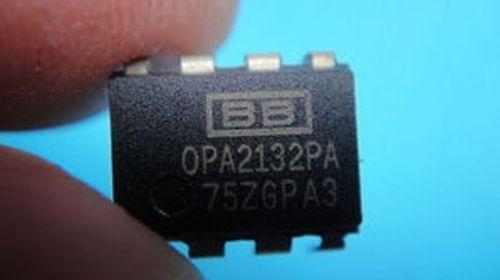 1PCS OPA2132PA OPA2132 dual Low Noise Difet HiFi OpAmp m
