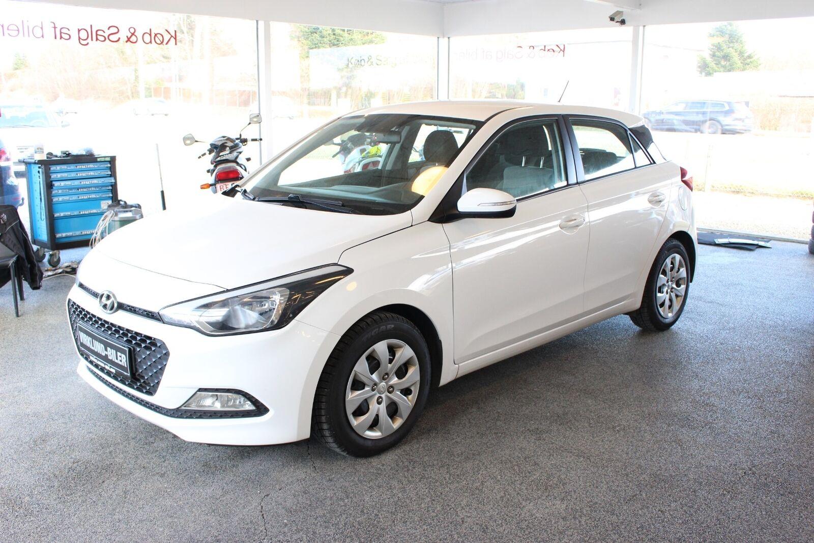 Hyundai i20 1,1 CRDi 75 Trend 5d
