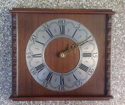 Alte Kienzle Wanduhr Uhr - Vintage Und Selten Küchenuhr