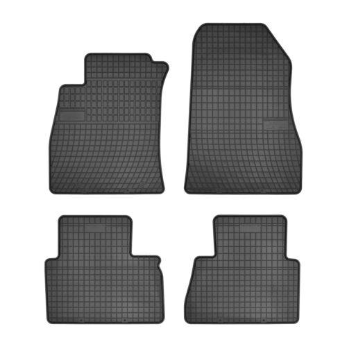 Gummimatten Gummi Fußmatten für Nissan Juke 2010-2018 Original Qualität