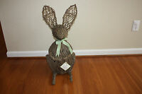 Pottery Barn Kids Medium Easter Vine Bunny - So Cute
