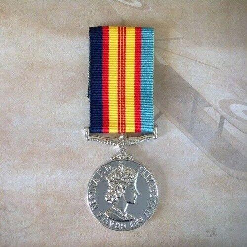 Queen's Vietnam Medal