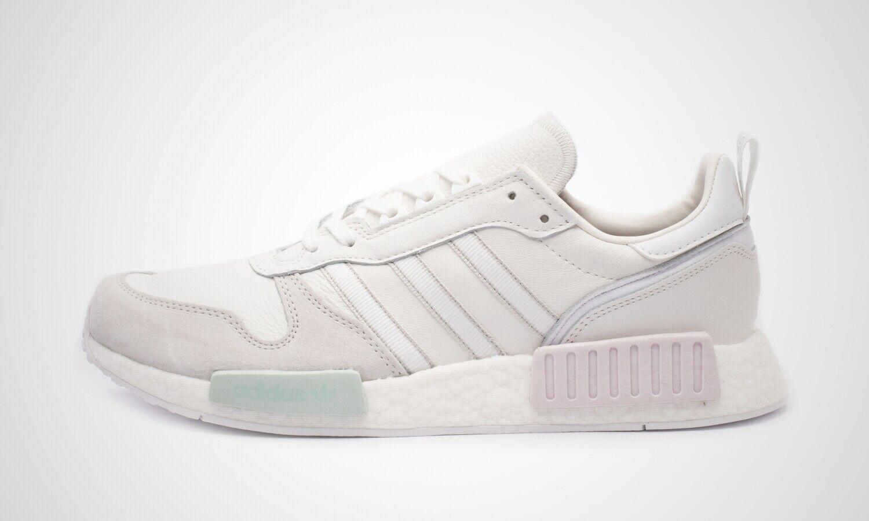 ADIDAS Risingstar x r1  never made-Triple bianca bianca bianca , scarpe da ginnastica, art. g28939, NUOVO 41d5e0
