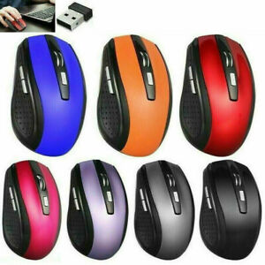 Wireless-2-4GHz-Optical-Mouse-Mice-amp-USB-Receiver-For-PC-Laptop-Computer-DPI-UK