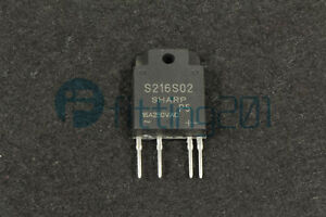 Electrical Equipment & Supplies Semiconductors & Actives 10pcs S216S02 SHARP ZIP-4 Sip Solid State Relay For Medium P