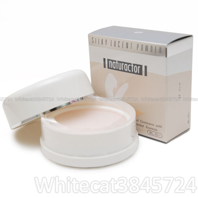 NATURACTOR SILKY LUCENT LOOSE POWDER JAPAN MEIKO