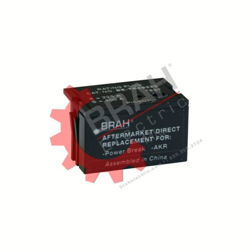 TR4S225 NEW Direct Replacement Rating Plug by BRAH BE-TR4S225 Power Break I TR4