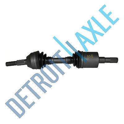 FRONT DRIVER SIDE CV AXLE SHAFT Jeep Liberty Dodge Nitro 2007 - 2012