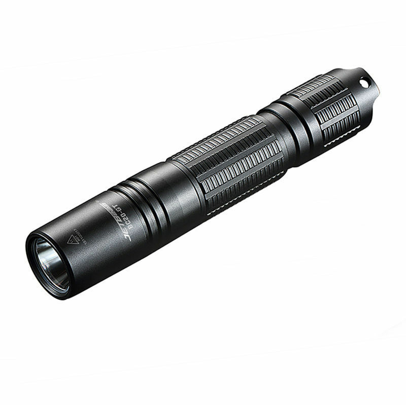 JETBeam BC20-GT 1080 Lumen LED Flashlight Cree XP-L HI USB rechargeable Compact
