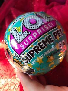 lol surprise limited edition supreme pet