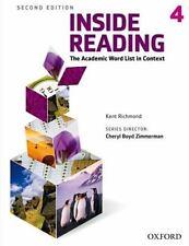 Inside Reading 2e Student Book Level 4