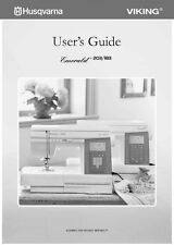 Husqvarna Viking Emerald 183 203 User Owners Manual