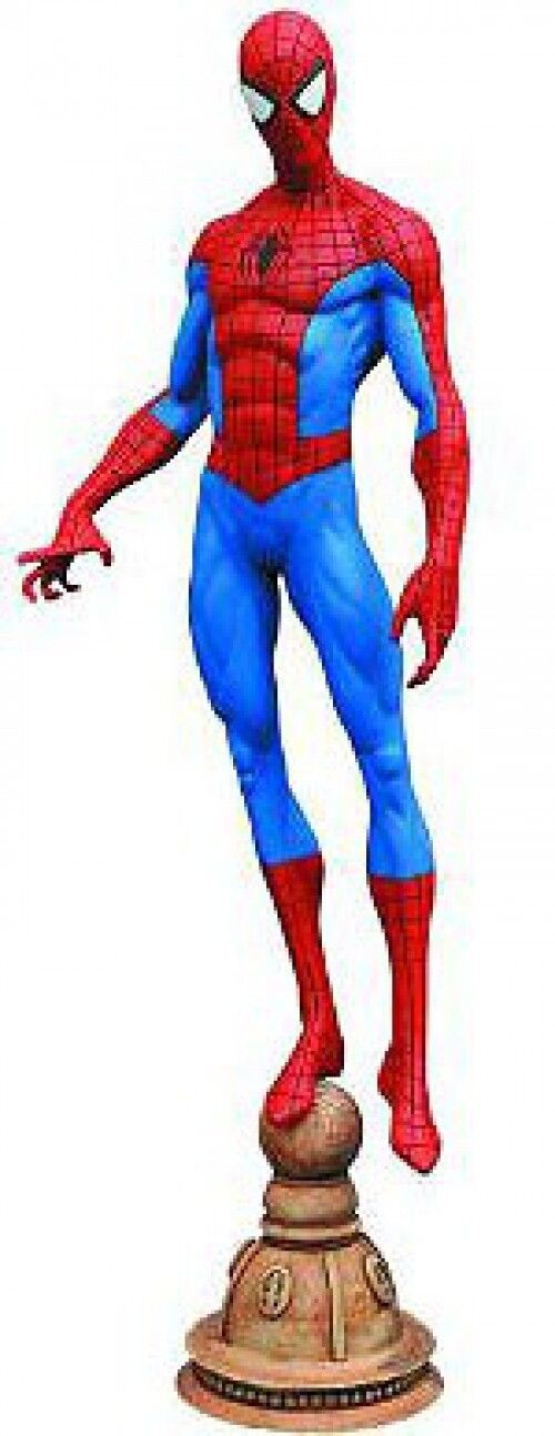 Marvel - galerie  spider - man  9 zoll pvc figure - statue