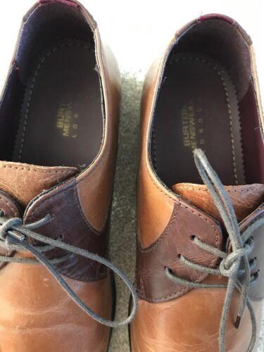 Once Brown Formal 8Worn Lace Wedding Burton Mens Tan ShoesSize Up l1J5KcuTF3