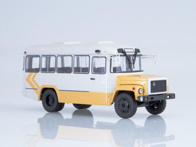 Scale model bus 1:43 KAVZ-3976