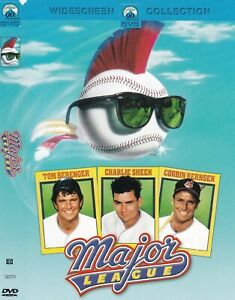 Major-League-DVD-2002-Widescreen-Corbin-Bernsen