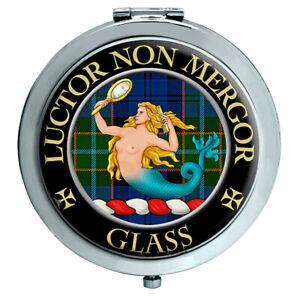 Glass-Scottish-Clan-Compact-Mirror
