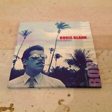 Boris Blank - Electrified (2014)  limited to 200 promo cd / Yello / Kraftwerk