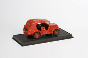 Coche-Bomberos-Diecast-1-43-scale-1942-Dodge-WC-T12-14-Command-Car-CBO069