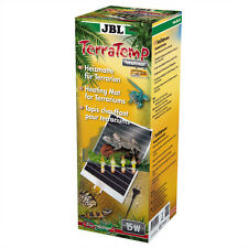 JBL TerraTemp heatmat  Heizmatte für Terrarien 280x350 mm 15W