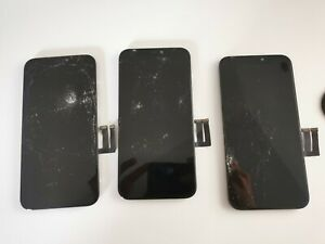 OEM Original iPhone 11 LCD *Cracked Glass* Good Touch Good Screen