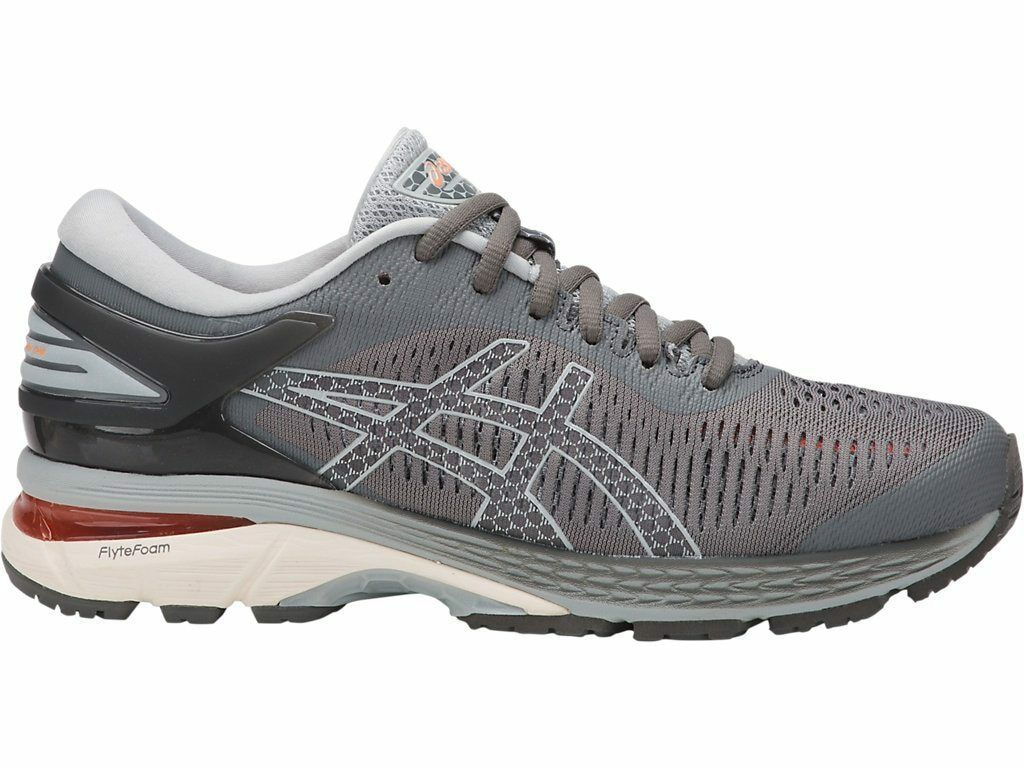 Asics kayano 25 Lite Show gris Zapatillas nos tamaños de mujer 1012A026-020