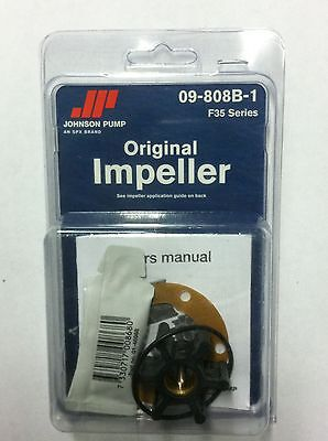 IMPELLER KIT JOHNSON PUMP 09-808B-1 09808B1 F35 SERIES ONAN MAJB 5 5.5 6.0 6.5