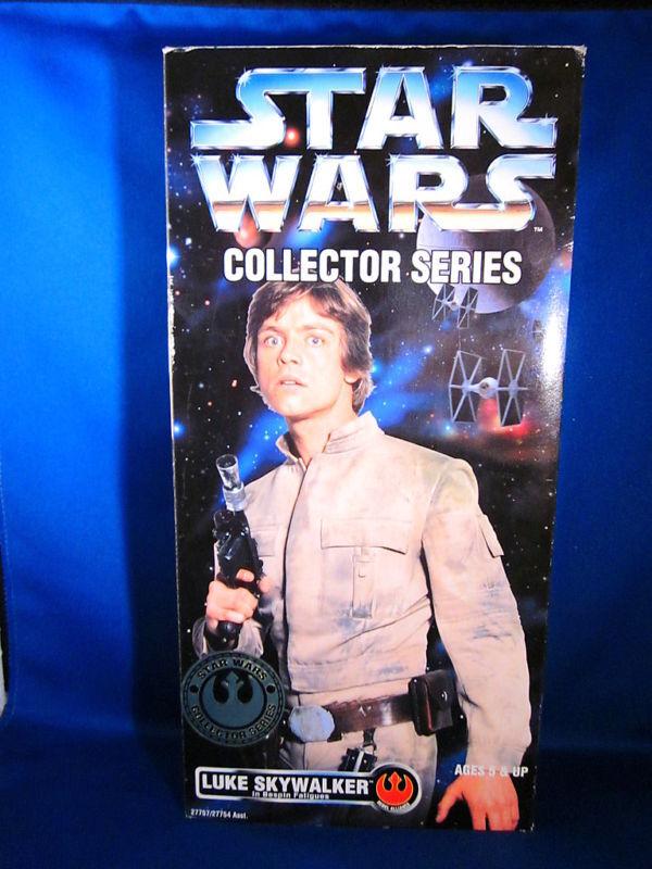 Star Wars Luke Skywalker in Bespin Fatigues Figure
