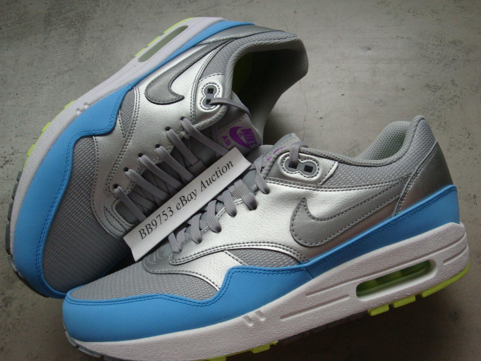 Nike air max 1 fb argento metallico sz atmos 8 - 13 patta atmos sz leopardo 579920 004 mimetico 98ad8d
