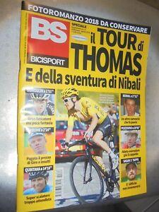 BS Bicisport Picture Story 2018 Tour De France Geraint Thomas Winner 2018