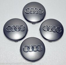 4x Audi A3 A4 S4 A6 S6 A8 TT HUB/WHEEL CENTER CAP CAPS 4B0601170 D:60mm/55mm Rim