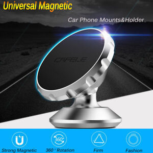 Universal-360-Degree-Rotating-Holder-Car-Magnetic-Mount-Stand-For-Cell-Phone