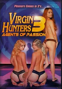 NEW-DVD-VIRGIN-HUNTERS-3-Dru-Berrymore-Monica-Mayhem-Contains-NUDITY