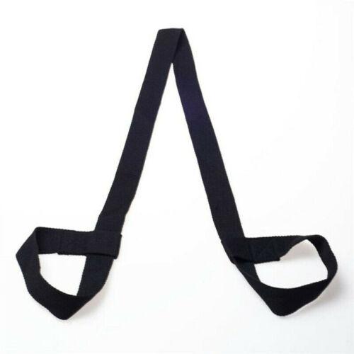 Yoga Mat Strap Adjustable Yoga Mat Shoulder Carrying Strap Fitness Gym Band New