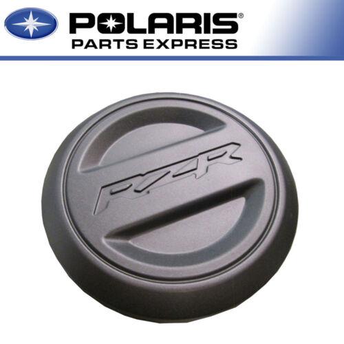 NEW OEM PURE POLARIS BLACK RIM CENTER CAP RZR 1000 XP 4 TURBO RS1 1522872-655