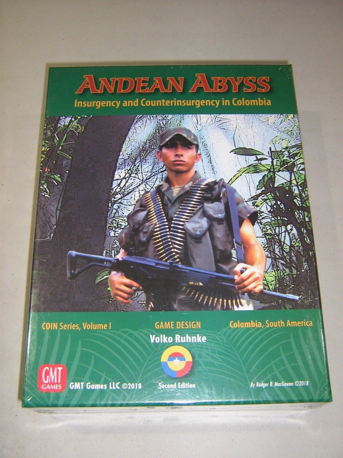 eean Abyss 2nd Printing (nuovo)   all'ingrosso a buon mercato