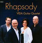 Rhapsody (CD, Mar-2013, BGS Records (British Guitar Society)