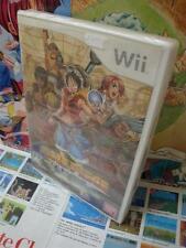 Nintendo Wii:One Piece - Unlimited Adventure [TOP MANGA] NEUF - Jap