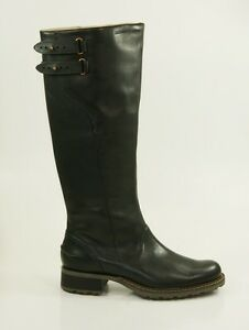 Sebago-Saranac-Rider-Waterproof-Boots-Damen-Stiefel-Reissverschluss-B43505